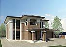 Проект котеджу, будинку для будівельного паспорту, фото 6