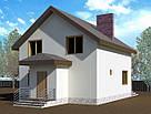 Проект котеджу, будинку для будівельного паспорту, фото 9