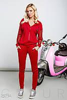 Легкий спортивный костюм Gepur 25714