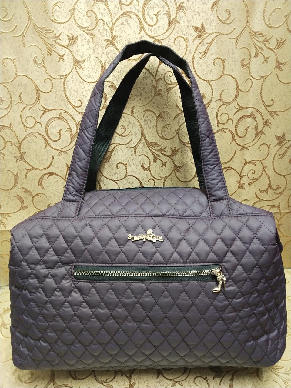 Женские сумка стеганная сумки-мода Стильная Сумка женская дутики спортивная  только оптом - интернет 28473bc9549