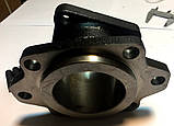 Адаптер с насоса ISO на КОМ SAE-C, фото 8