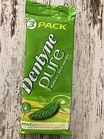 Жевательная резинка Мята с дыней Dentyne Pure, 3шт набор