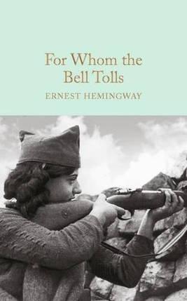 Книга For Whom the Bell Tolls, фото 2