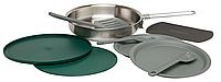 Набор посуды Stanley ADVENTURE FRY PAN 10-02658-002, 0.95 л, серый