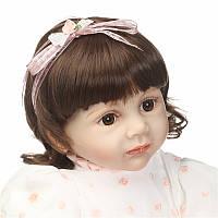Кукла реборн 62 см девочка Ассоль