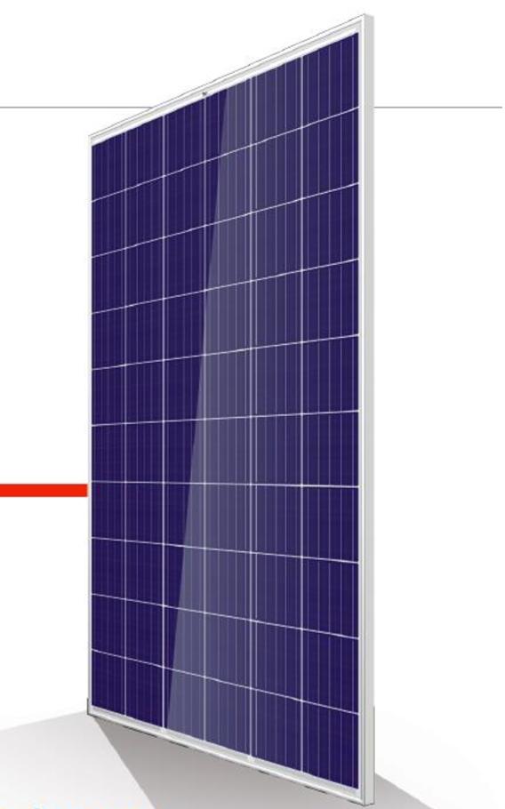 Сонячна панель Trina Solar TSM-280PD05, 280W, 5bb