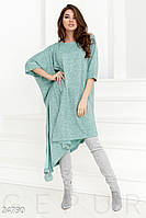 Асимметричное платье oversize Gepur 24790