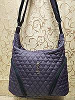 Клатч женский сумка YSL стеганная/Сумка для через плечо планшеты(только ОПТ), фото 1