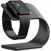 Док-станция для Apple Watch Aluminium series Space Gray (IGWDSASSG3)