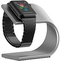 Док-станция для Apple Watch Aluminium series Silver (IGWDSASS2)