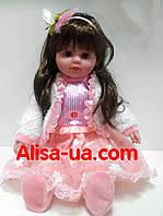 Кукла Маленькая Пани M 3862 RU розовое платье
