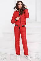 Зимний стеганый костюм Gepur 24609