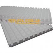 Плита (подложка) для системы водяного теплого пола ТП-50 (цена за 1 кв.м)