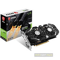Карточка видеокарта Msi Geforce Gtx 1060 3gt осаго