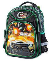 Ранец-рюкзак, 2отд.,38*28*19см,JQ PL, CLASS, арт.96004