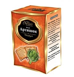 Артишок лекарственные травы 50 г-для печени и желчных путей