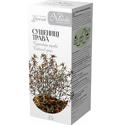 «Сушеница трава» 25 г- при заболеваниях печени, поносах, изжоге, цистите, сахарном  диабете