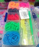 Набор для плетения резиночками DIY Loom Bands (350 шт)
