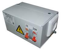 Понижающий трансформатор ЯТП-0,25 кВт 220/12 2АВ