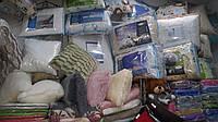 Декоративная меховая наволочка с подушкой, размер 50х70см
