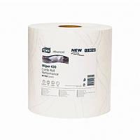 Tork протирочная бумага (салфетка) в рулоне 430, 500 листов, супер мягкие, 34*23,5 см, белая