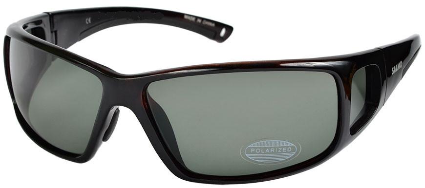 Поляризационные очки SALMO S-2512 линзы дымчатые