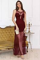 Смелое платье-сетка Gepur 23845