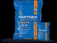 С повышенным составом калия, малоазотна NPK 3.9.40 + S + ME - комплексное удобрение, PARTNER STANDART 25 кг