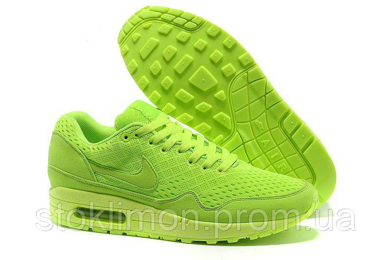 c7446d4a Женские кроссовки Nike Air Max 87 Em Green W01 размер 38 Салатовый  (Ua_Drop_111845-38