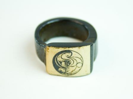 Перстень Перстень Yakbone / Мужское-Женское 0.0 x 0.0 x 0.0 см