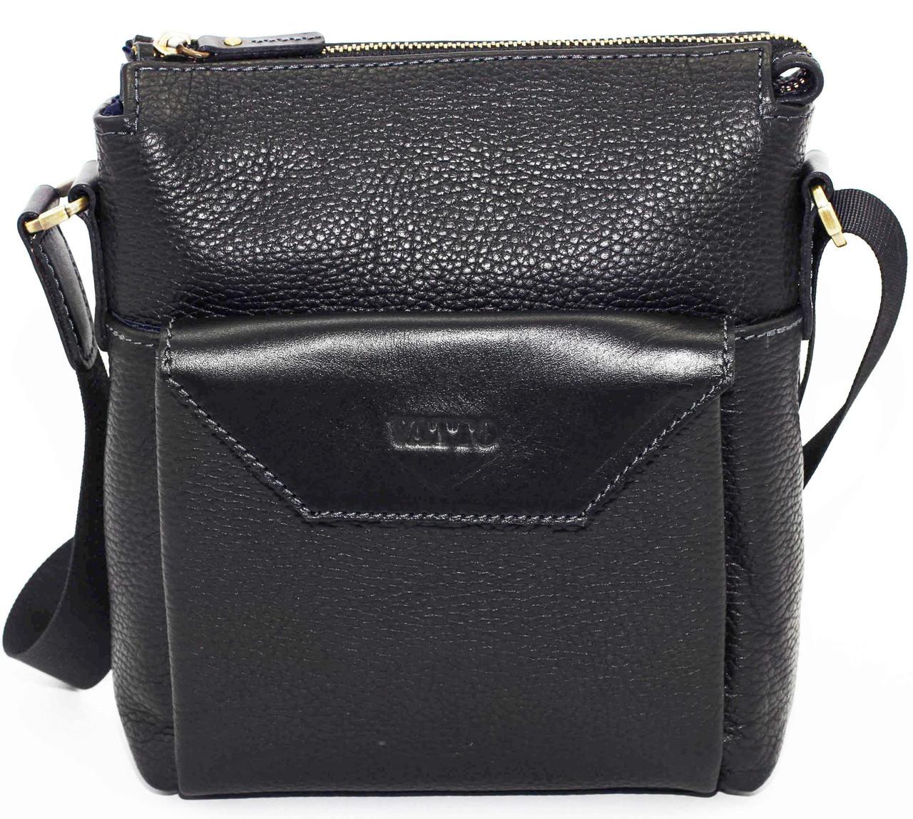 dde4c6337472 Мужская сумка через плечо VATTO Mk-41.1 FL8Kаz1 черная - Интернет-магазин  сумок,