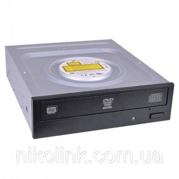 "Оптический привод Hitachi-LG GHA2N DVD-RW, 3.5"", SATA black комиссионный товар"