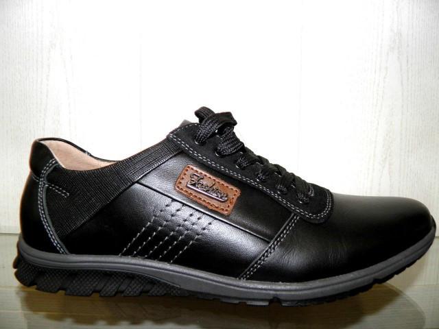 Туфли мужские KangFu 1196-2 черный