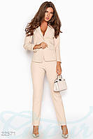 Классический деловой костюм Gepur 22571