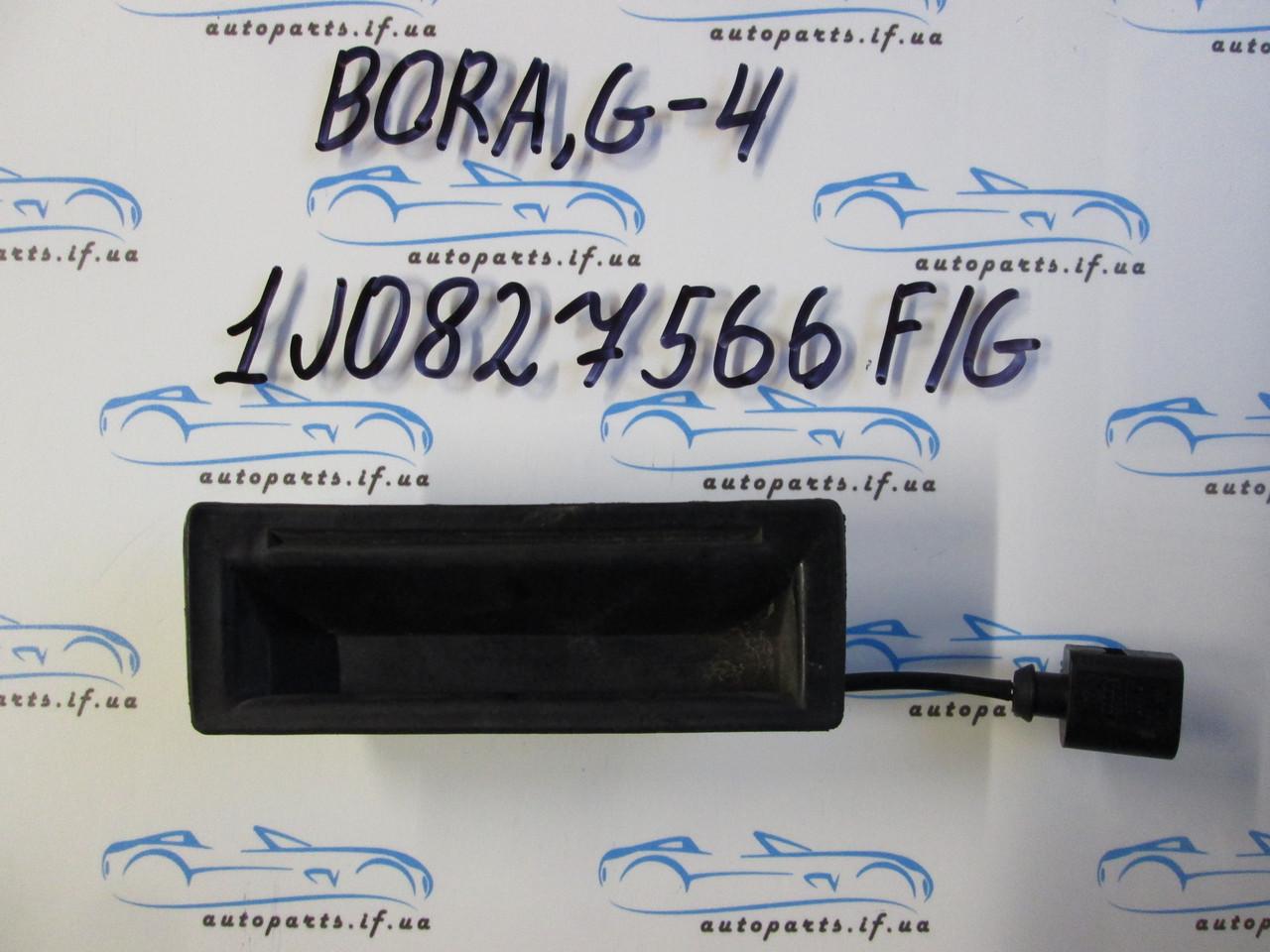 Ручка открывания багажника седан Bora, Бора 1J0827566F, 1J0827566G