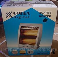 Кварцевый обогреватель OPERA DIGITAL OP-1602 - 2 лампы (800W)