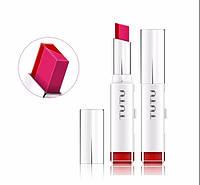 Двухцветная помада 3D Double Color Lipstick Seductive fuchsia TUTU (AA003)