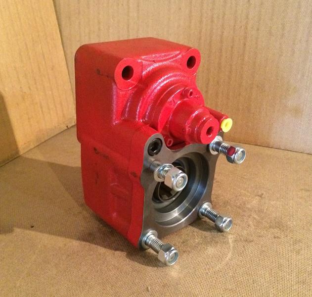 Коробка отбора мощности КПП ZF 6S850, S6-36, 6S700TO OMFB несоосная 01005200177    250 Hm