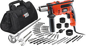 Дрель BLACK&DECKER CD714CREW2
