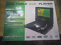 Портативный DVD USB VD TECH MD-2721 7 дюймов