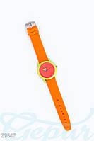 Яркие силиконовые часы Gepur 20847