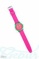 Яркие силиконовые часы Gepur 20844