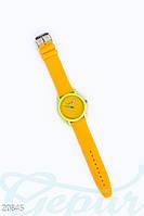 Яркие силиконовые часы Gepur 20845