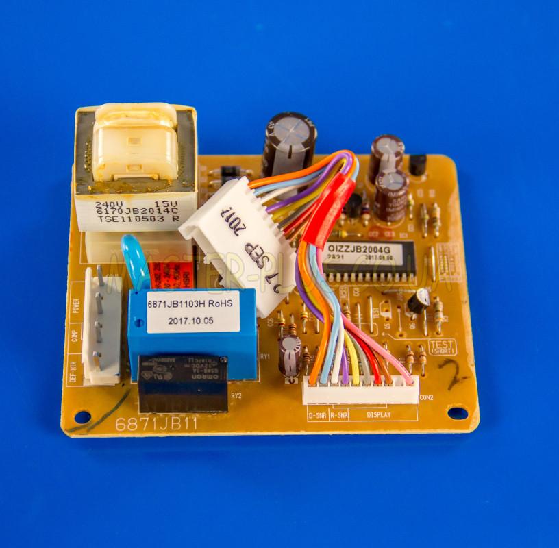 Плата (модуль) управления LG 6871JB1103H для холодильника