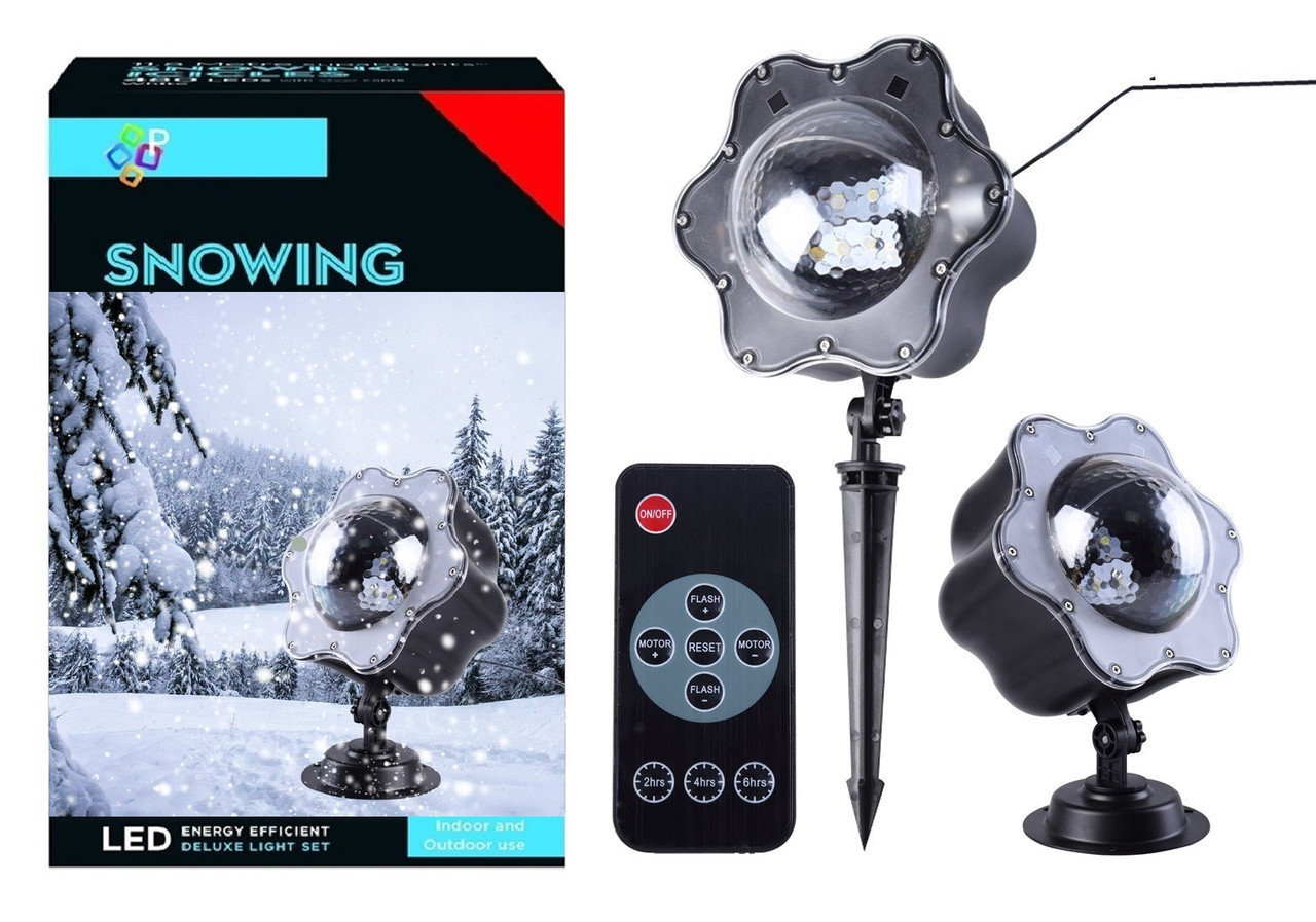 Лазерный проектор SNOW