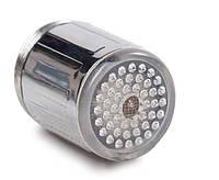 LED насадка на кран 3 цвета (44301)