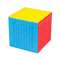 Кубик Рубика MoYu/YongJun 9х9 MoFangJiaoShi MF9 колор (krut_0480), фото 1