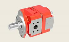 Шестеренные насосы серии QXEM Bucher hydraulic