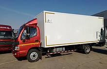 Фургон промтоварный 1061 Foton