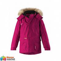 Куртка-пуховик зимняя детская  Reima Ugra 531375, цвет 3690